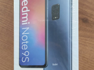 Redmi Note 9 s