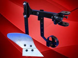 Çapa Makinaları İçin Küçük Aynalı Tekerlekli Pulluk