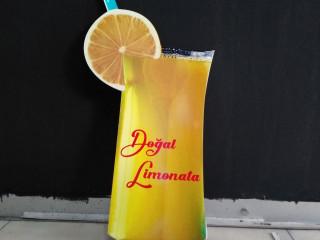 limonata limonatacı tabelası