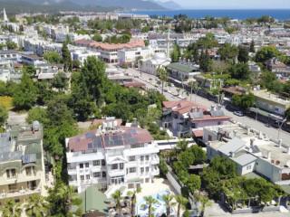 Rw centerdan Kemerde denize 1 km mesafede 27 odalı otel