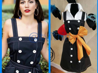 Özel Tasarım Elbise