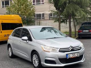 Citroën C4 Yeni Kasa