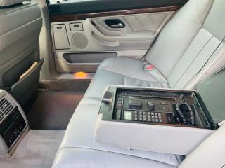 2001 BMW 740İ LONG DEĞİŞENSİZ 286 HP OTOMATİK