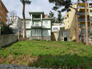 Sarıyer Büyükdere de Boğaz Manzaralı Satılık Köşk