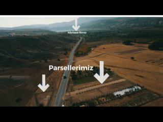 Altın apa barajına yakin keçi muhsine asfalt yola cepe 503mt 503mt 504mt 641mt 1076mt 1076mt var su tel ağaçlar var  intikal den
