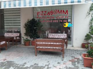 PIZZA BOMM ( ACİL SATILIK )