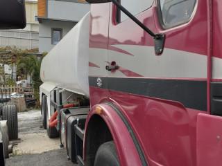 1996 Mercedes Axor 2521 Tanker