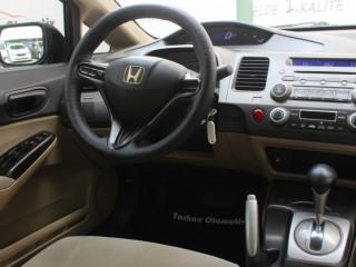 2009 CİVİC DREAM 1.6 İ-VTEC 125 HP BENZİN OTOMATİK