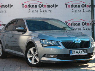 2017 SUPERB ACTİVE 1.6 120 HP DİZEL OTOMATİK