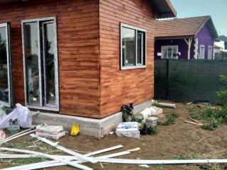 İstenilen ölçülerde prefabrik evler