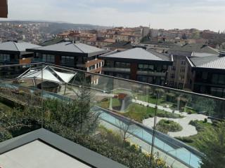 Elysium Serene Kandilli Sitesi Eşsiz Bahçe  Dubleksi