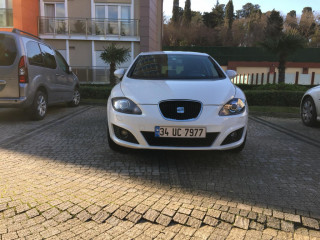 İLK Sahibinden Seat Leon 1.6 Copa Plus Temiz-Hatasız-Kazasız