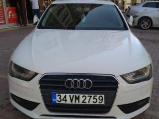 Makyajlı yeni kasa Audi A4