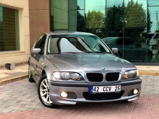 2005 model BMW 3.16İ YENİ NESİL MOTOR...
