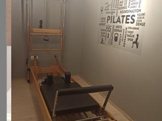 Kişiye özel pilates dersi