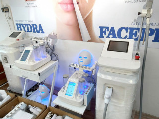 Hydra Face 8 in 1 Güzellik Salonu Cihazı