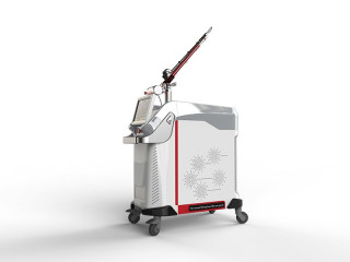 Picosecond Laser / Qswitched Nd YAG Laser Felix Qubic