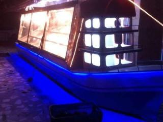 Tekne Modeli Soğutmalı Balık Dolabı