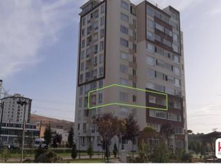 Bağlıca bulvarda geniş peysajlı,merkezi sistem 4+1 daire