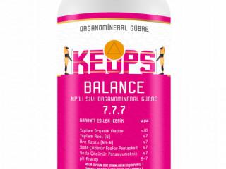 Keops BALANCE (7.7.7) NPK'lı Sıvı Organomineral Dengeli Gübre 20 Litre