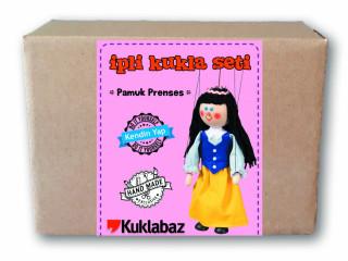 Kukla Seti - Pamuk Prenses