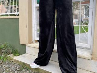 Bol Paçalı Pantolon