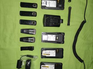 Motorola CP 40 Teknik Muhtelif Yan Ekipmanları