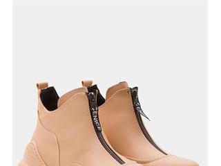 PENA Nude Bayan Sneaker Bootie