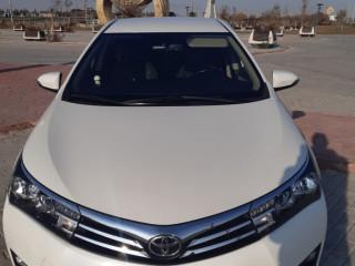2015 Toyota Corolla Advance