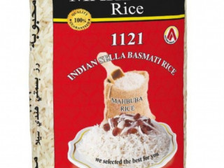 Mahbuba Rice Sella 1121 Basmati Pirinç 900 Gr