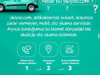 Türkiye Geneli Mobil Buharlı Oto Yıkama Bayiliklerimiz Başlamıştır.