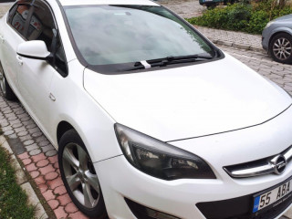 2012 OPEL ASTRA  SEDAN EDİTİON