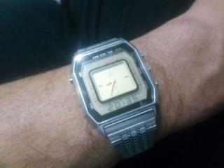 Citizen GN 4-s kol saati. Nadir bulunabilen bir model.