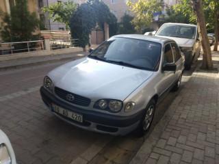 2001 Model Corolla (Temiz Araç)