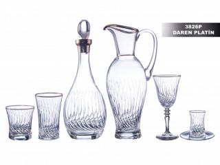 KCD Cam Dekor ve Dizayn Daren Platin - KCD Glass Decor and Design Daren Platinum