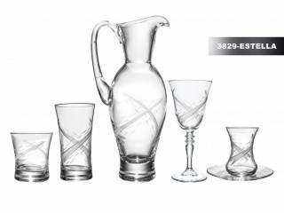 KCD Cam Dekor ve Dizayn Estella Yeni Seri - KCD Glass Decor and Design Estella New Series