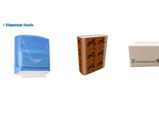 Dispenser Havlu - Dispenser Towel