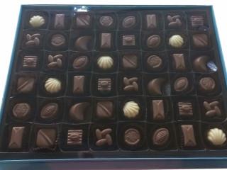 Barselona Spesiyal Hediyelik çikolata