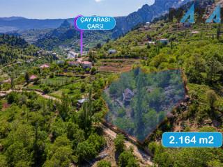 Alanya Şıhlar Köyü'nde Satılık Ev ve Bahçe & Masonry House and Garden for Sale in Şıhlar Village Alanya
