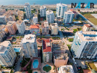 Alanya Mahmutlar'da Denize Çok Yakın Satılık 2+1 Daire & 2+1 Seafront Flat for Sale in Mahmutlar Alanya