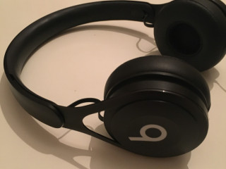 Beats EP On-Ear Siyah Kulaklık
