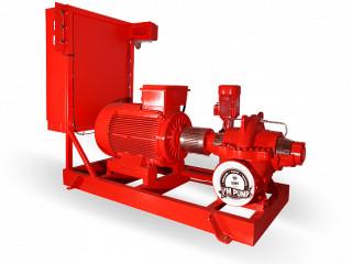 FP Serisi Elektrikli Yangın Pompası (NFPA 20)