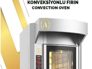 Konveksiyonlu Fırın - Convection Oven
