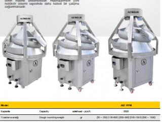 Hamur Konik Yuvarlama Makinesi - Conical Rounder Machine