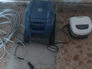 Havuz temizleme robotu