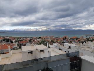 Çiftlikköy'de Deniz Manzaralı Villa