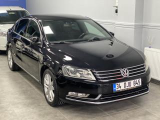 2014 ÇIKIŞLI VW PASSAT 1.6 TDİ HİGHLİNE DSG_EN DOLUSU_180.000 Km'de