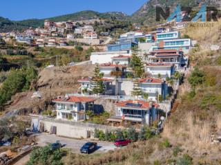 Alanya Sugözü'nde Satılık Müstakil Bahçeli Havuzlu Villa & Villa for Sale with Private Garden and Pool in Sugözü Alanya