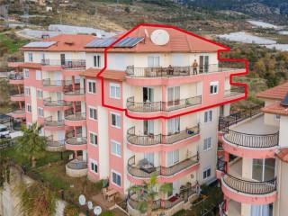 Alanya Mahmutlar'da Satılık Dubleks Daire & Penthouse Apartment for Sale in Mahmutlar Alanya