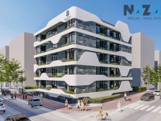 Alanya'da Yepyeni Bir Proje & A Totally New Project in Alanya
